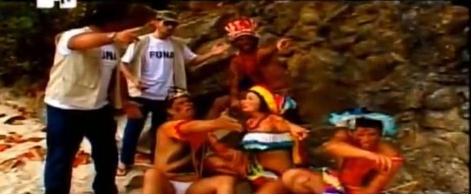 Reprodução de cena de 'Hermes e Renato' / MTV
