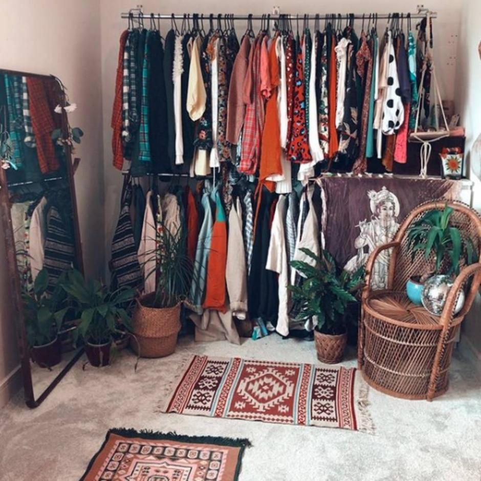 Reprodução Instagram/@the.thrifty.gypsy