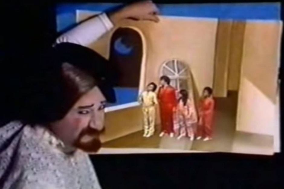 Reprodução de 'Balão Mágico' (1985) / Globo