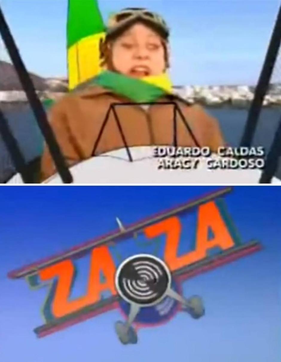Reprodução de cena de 'Zazá' (1998) / Globo