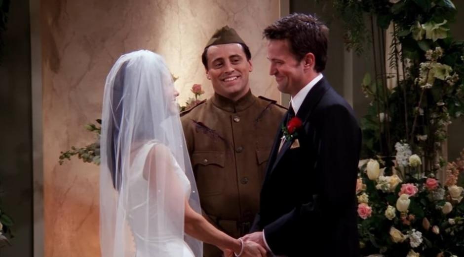Reprodução de cena de 'Friends'/ NBC