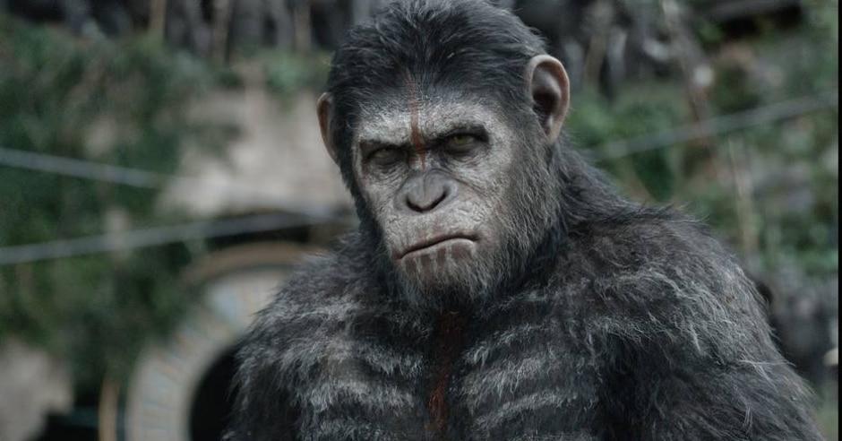 Cena do filme 'Planeta dos Macacos: O Confronto'/Twentieth Century Fox