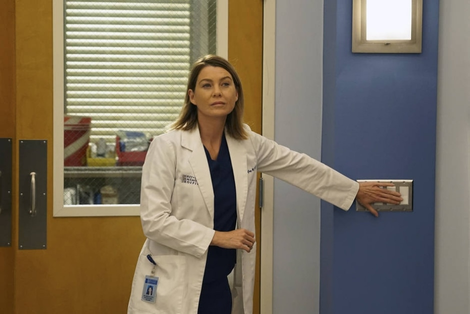 Reprdução de cena da série Grey's Anatomy/Canal ABC
