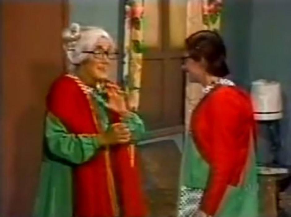 Reprodução de cena de 'Chaves' (1971) / Televisa