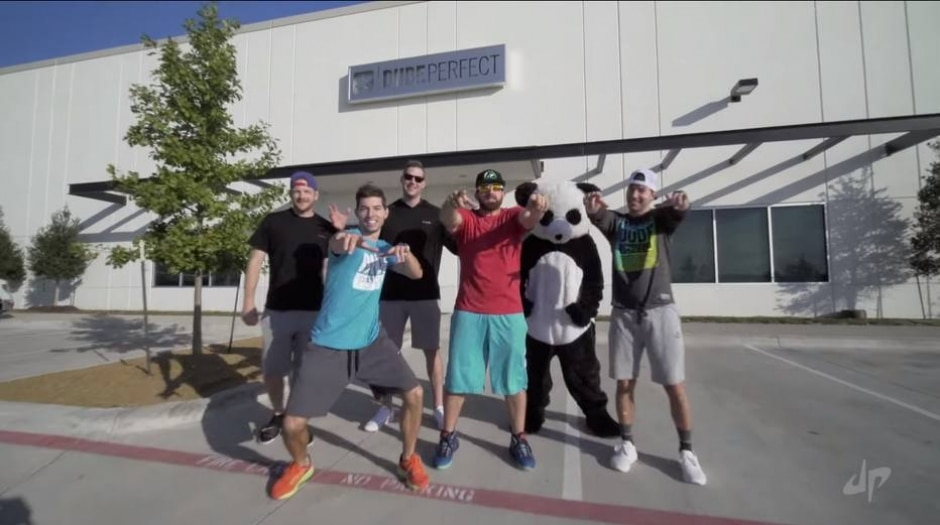 YouTube/Dude Perfect
