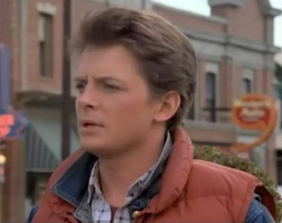 Reprodução de cena do filme 'De Volta para o Futuro' (1985) / Universal Pictures