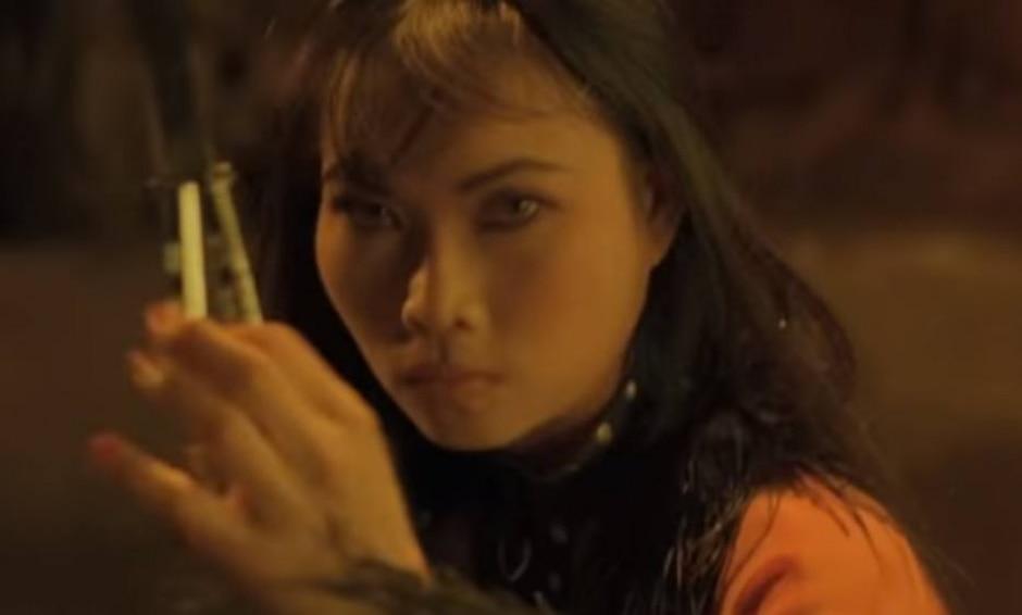 Reprodução do filme 'O Corvo: Cidade dos Anjos' (1996) / Miramax Films   YouTube / @Movieclips