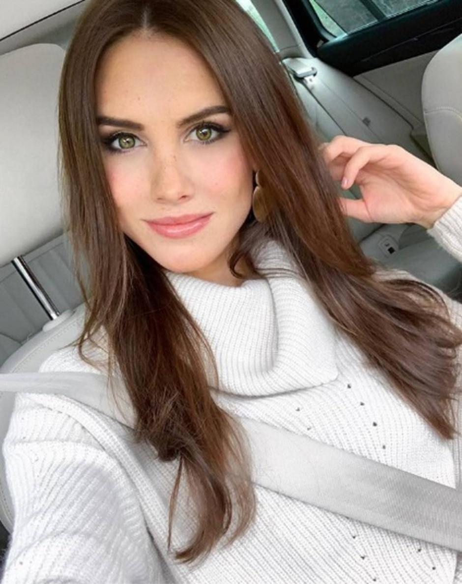 Instagram / @baruhodacova