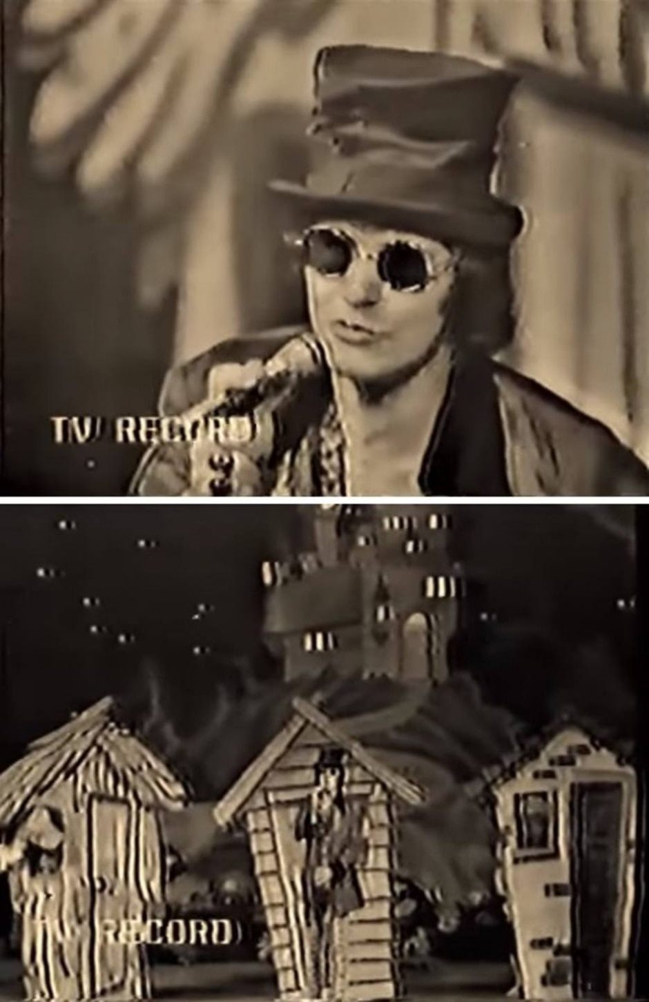 Reprodução de cena de Record TV (1969) | YouTube / @antonio alves Tony