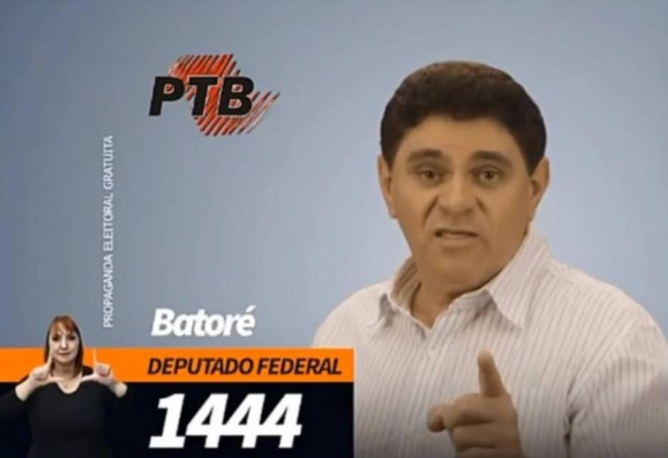 Reprodução de propaganda eleitoral (2018) / Partido Trabalhista Brasileiro