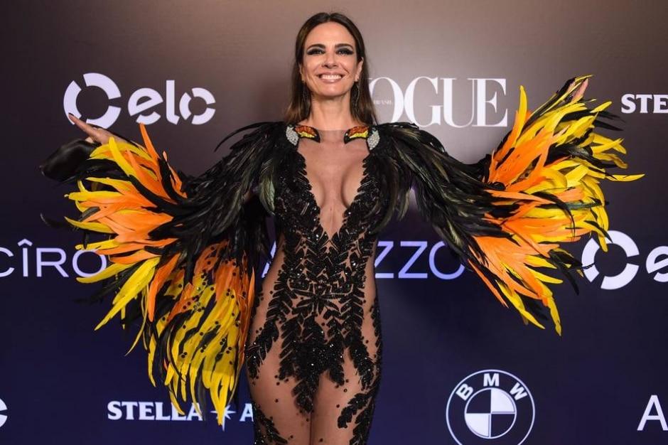 Ale Virgilio, Lu Prezia e Ricardo Toscani/ Vogue Brasil/ Divulgação
