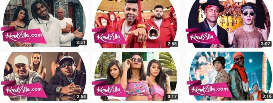 YouTube / @Canal KondZilla