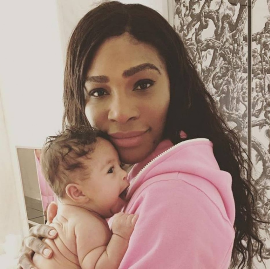 Instagram/@serenawilliams