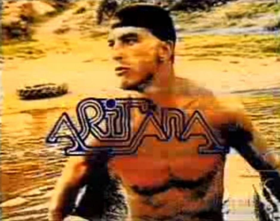 Reprodução de cena de Aritana (1978) / Tupi