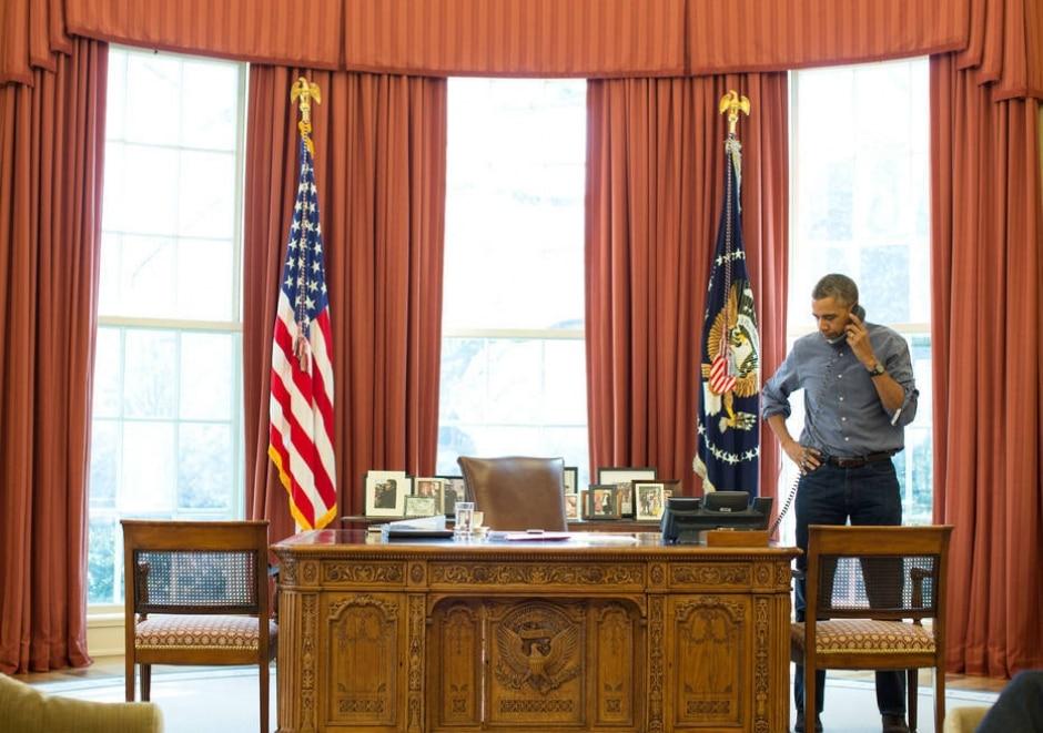 Pete Souza/ Casa Branca