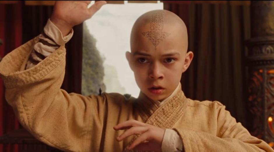 Reprodução de cena do filme 'O Último Mestre do Ar' (2010)/ Paramount Pictures