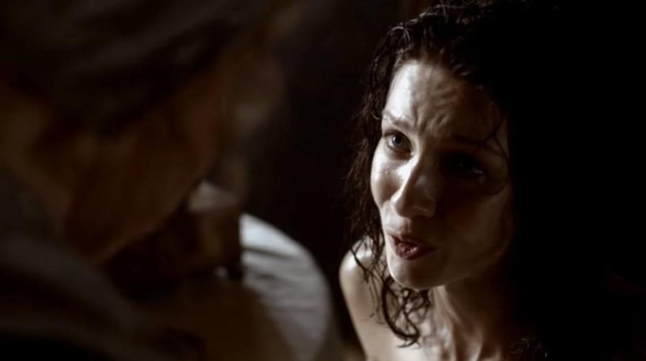 Reprodução de cena de 'Outlander' / Starz