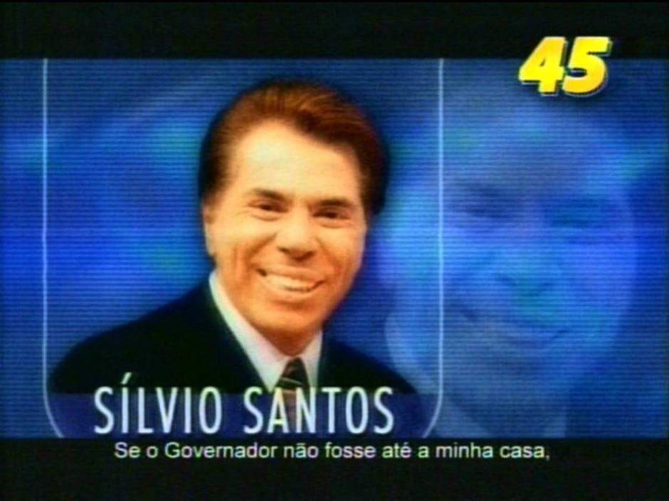 Reprodução de horário político da campanha de Geraldo Alckmin à prefeitura (2008)