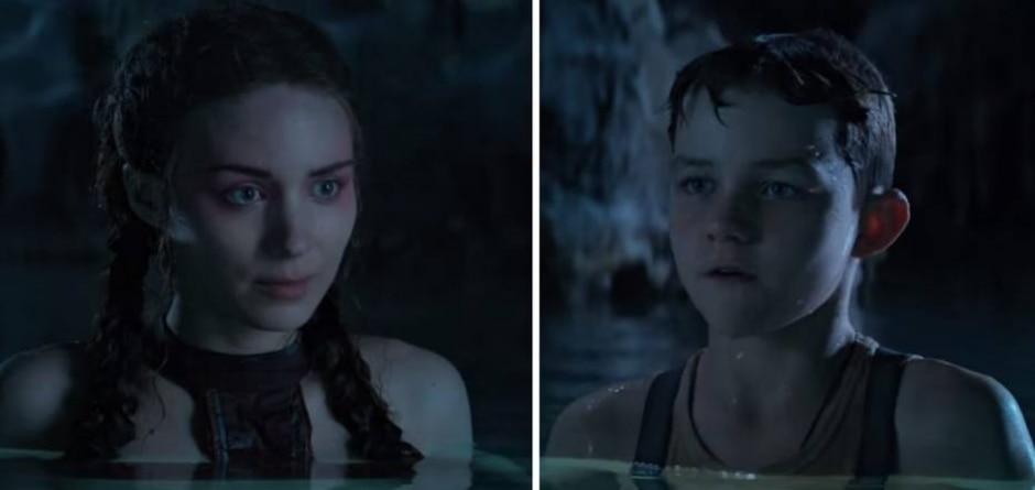 Reprodução de cena de 'Pan' (2015) / Warner Bros.