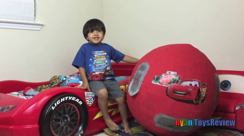 YouTube/Ryan ToysReview