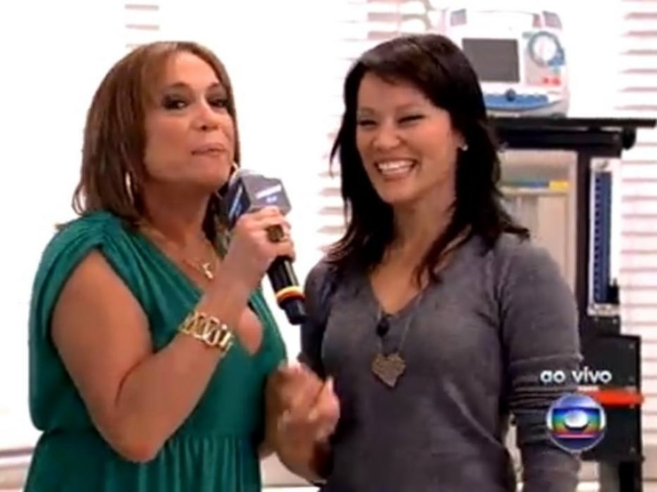 Reprodução de 'Vídeo Show' (2009) / Globo