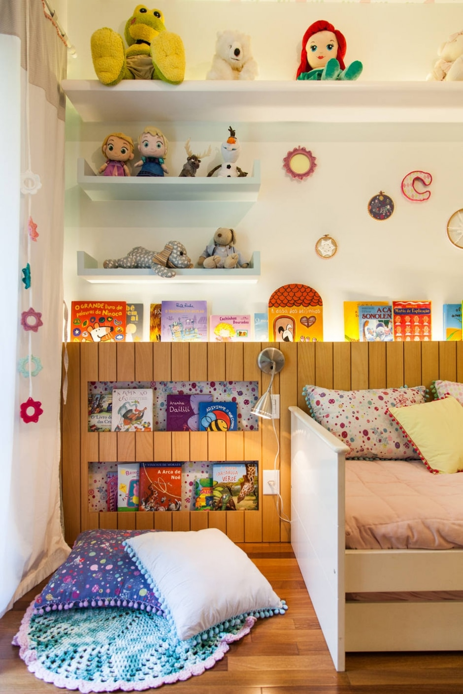 Quartos De Brinquedos Organizados E Cheios De Atrativos Emais  ~ Customização De Objetos Decorativos Para Quarto