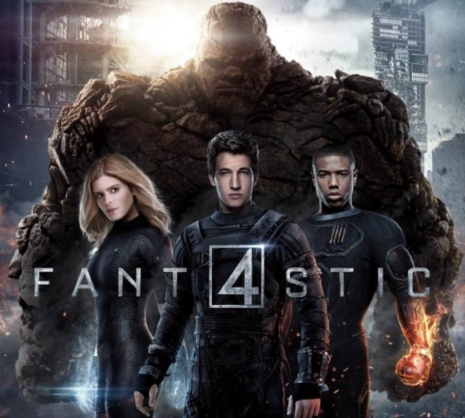 'The Fantastic Four' (2015) / Marvel