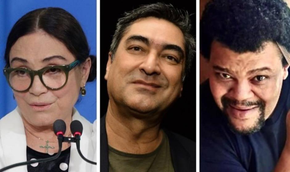 Dida Sampaio / Estadão | Iara Morselli / Estadão | Globo / Divulgação