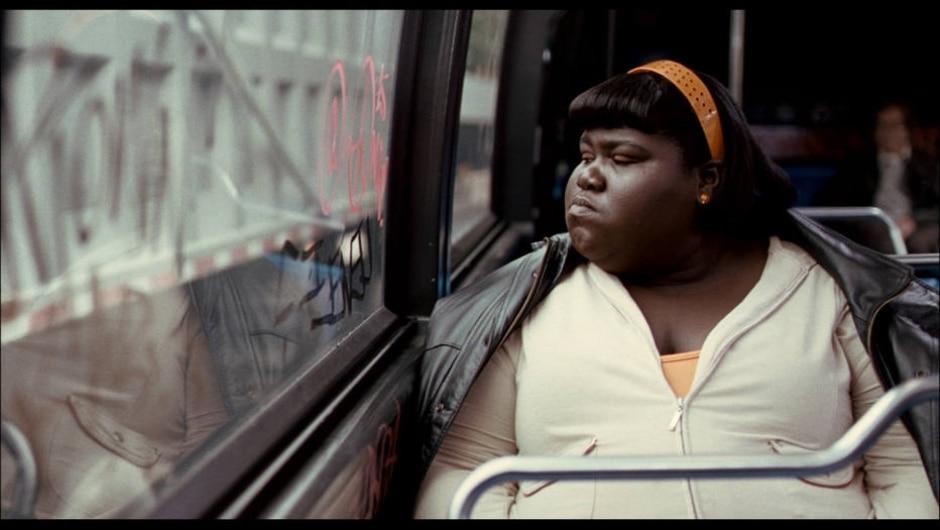 Reprodução de cena do filme 'Preciosa' (2009)