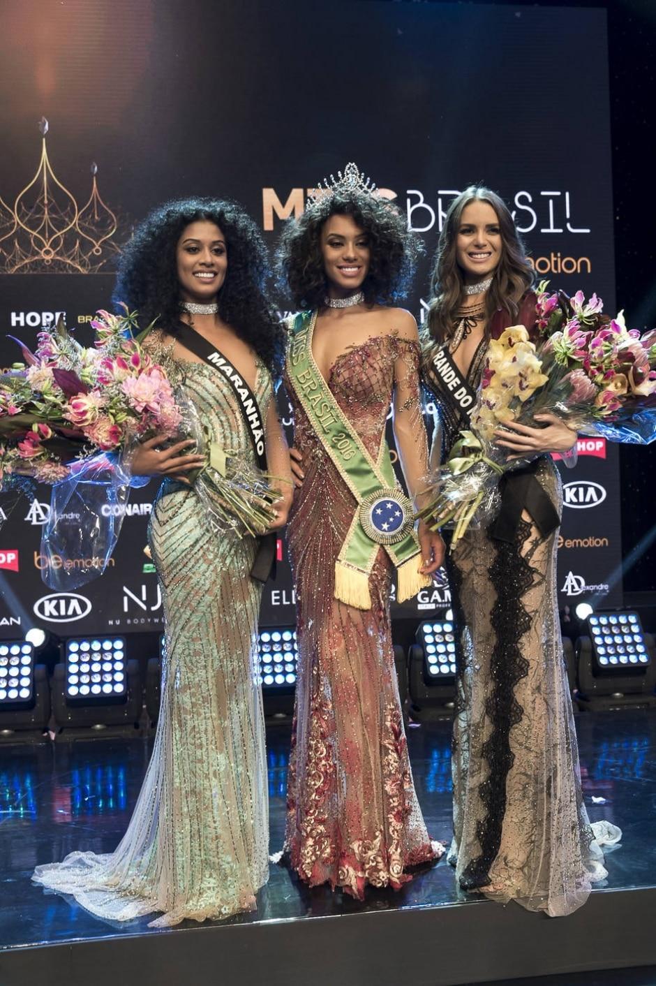 Lucas Ismael/Divulgação Miss Brasil BE Emotion