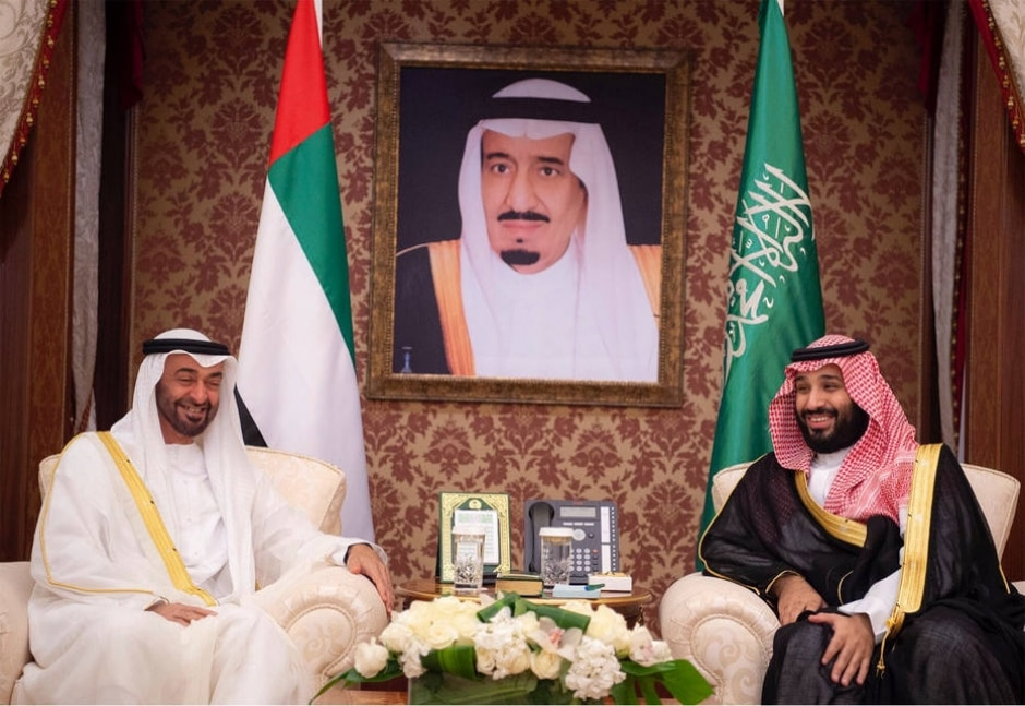 Bandar Algaloud / Courtesy of Saudi Royal Court / Handout via Reuters