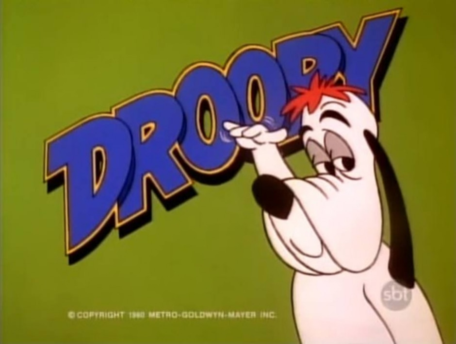 Reprodução de cena de 'Droopy' (1980) / Metro-Dolwyn-Mayer Inc.