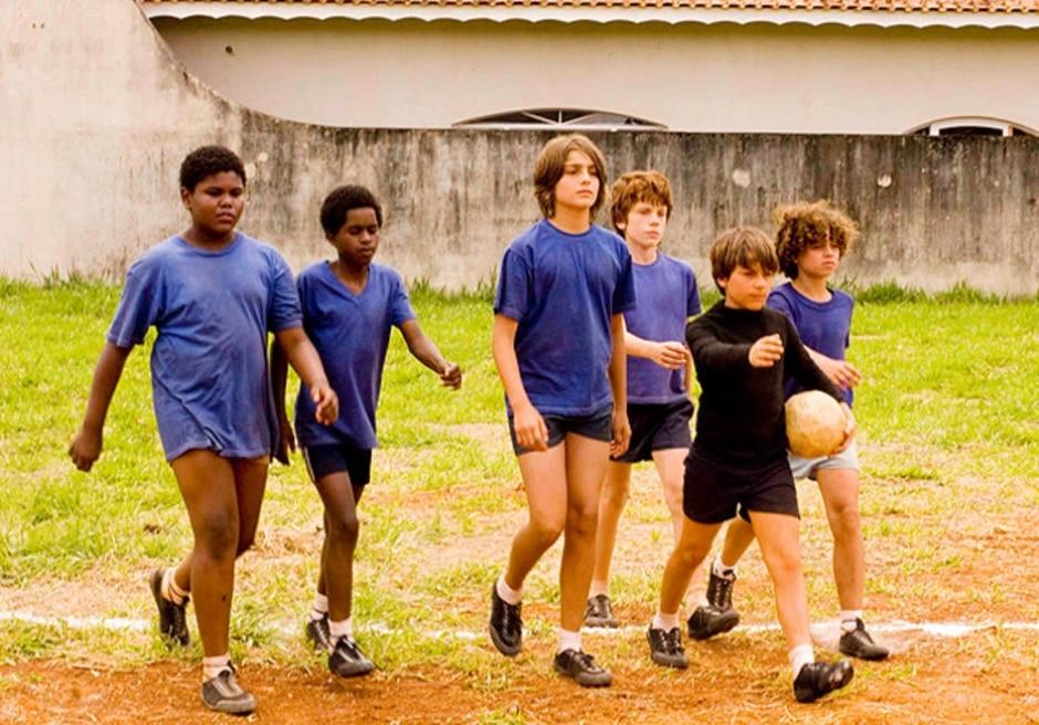 Divulgação/ Filme 'Meninos de Kichute'