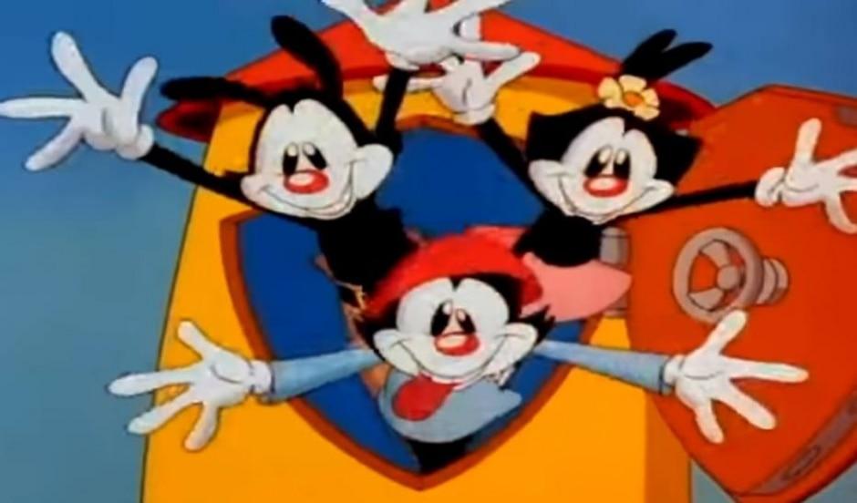 Reprodução de 'Animaniacs' (1993) / Warner Bros.