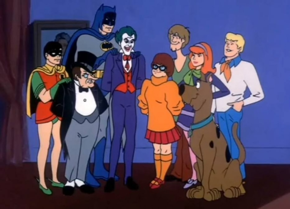 Reprodução de cena de 'Scooby-Doo Meets Batman and Robin!' (1973) / Hannah-Barbera