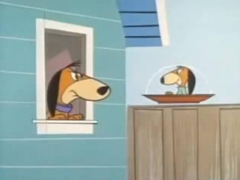 Reprodução de cena de 'Augie Doggie and Doggie Daddy' (1959) / Hanna-Barbera