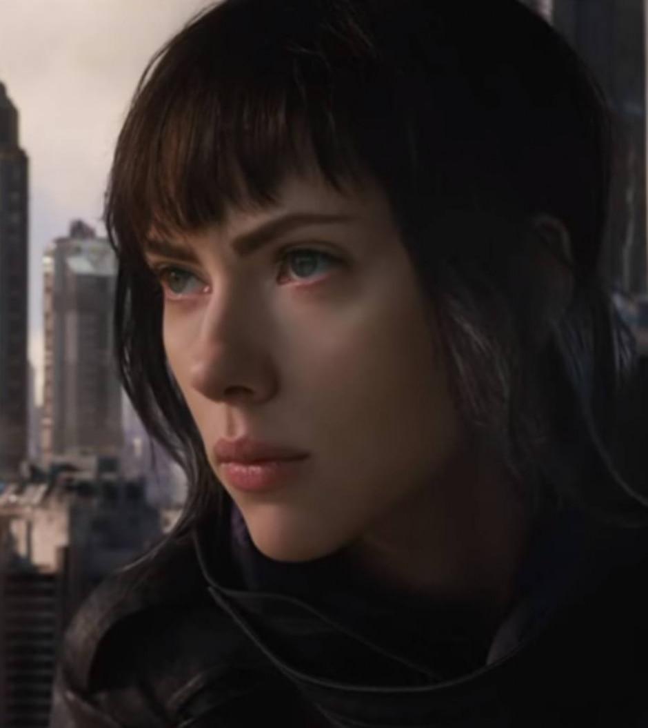 Reprodução de cena do filme 'A Vigilante do Amanhã: Ghost in the Shell' (2017) / Paramount Pictures