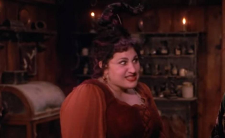 Reprodução de 'Abracadabra' (1993) / Walt Disney Pictures