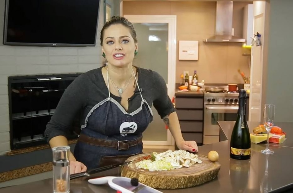 YouTube / @Chef Maria Antonia