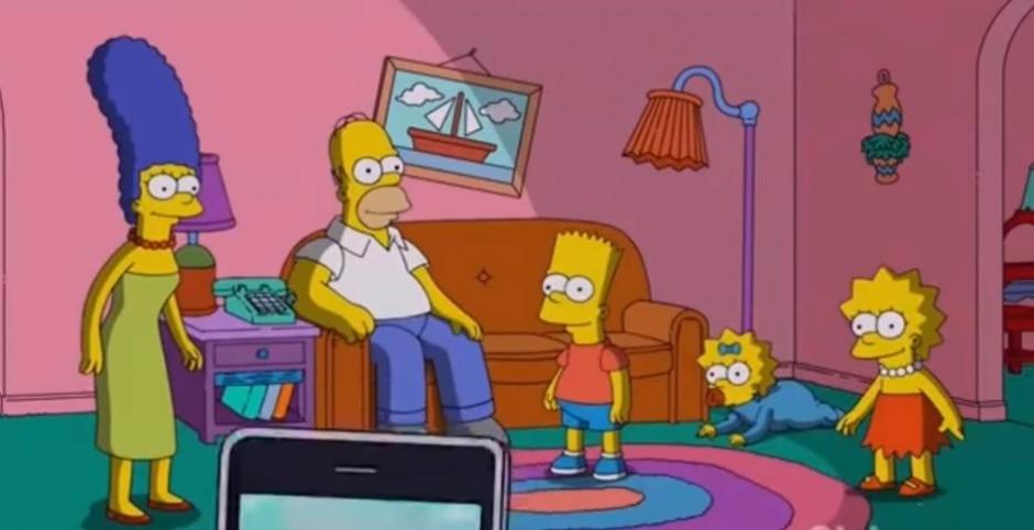 Reprodução de cena de 'Os Simpsons' (2017) / Fox