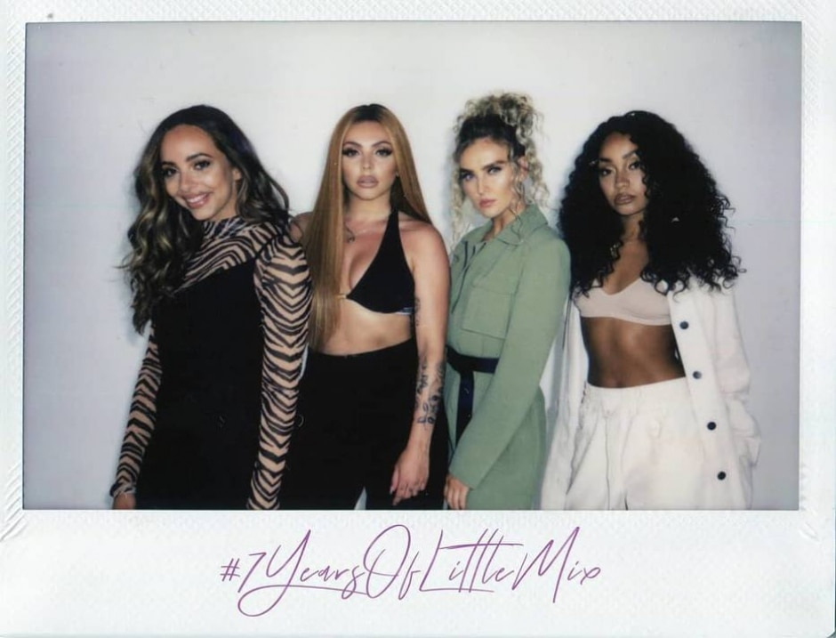 Instagram / @littlemix