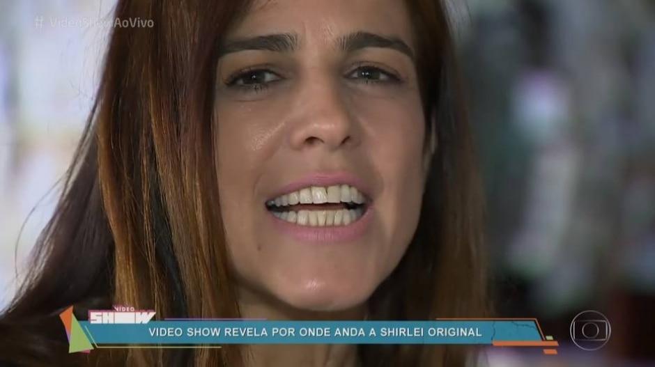 Reprodução de 'Vídeo Show' (2016) / TV Globo