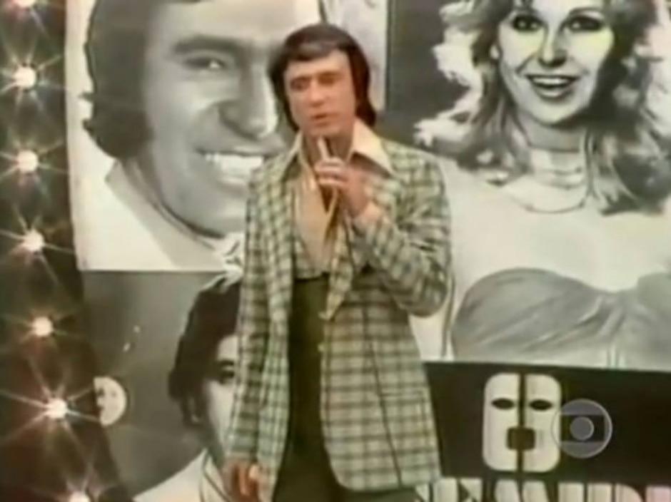 Reprodução de 'Moacyr TV' (1976) / Rede Globo