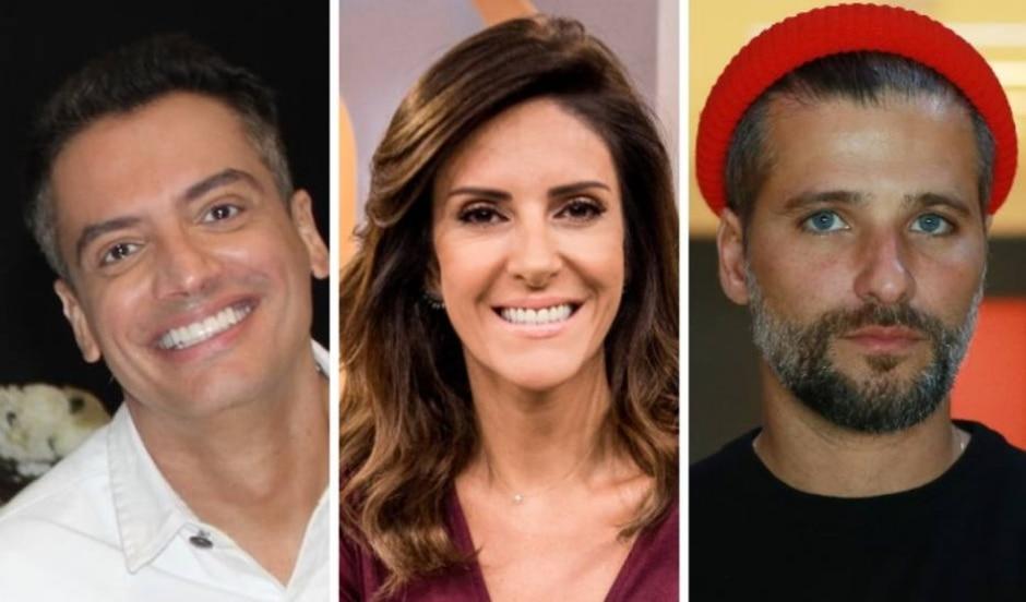 RedeTV / Divulgação   Fábio Rocha / Globo / Divulgação   Hélvio Romero / Estadão
