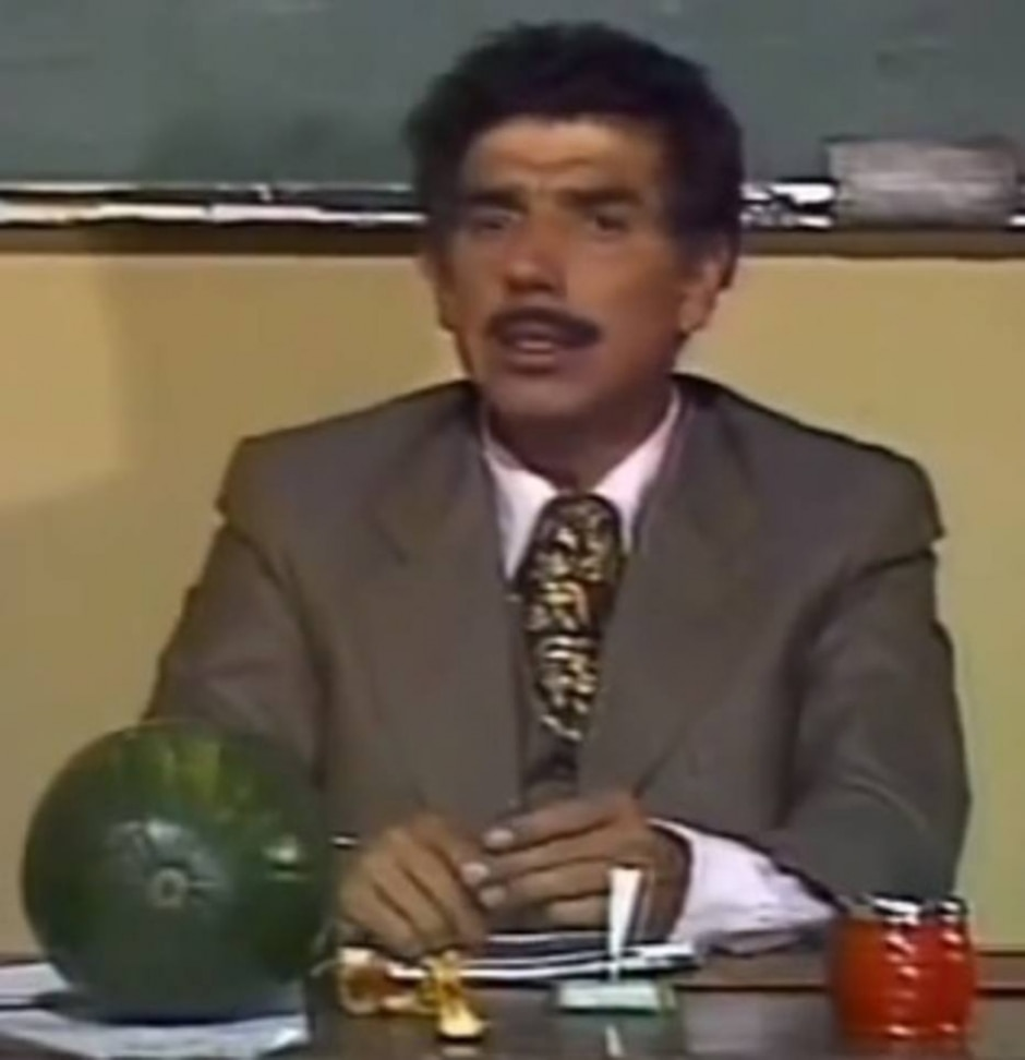 Reprodução de cena de 'Chaves' (1971) / SBT
