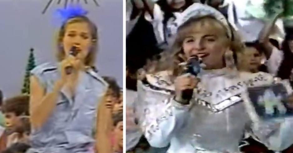 Reprodução de 'Clube da Criança' (1985 / 1987) / TV Manchete | YouTube / @MofoTv| @Jorge Luiz Gibis Livros e Videos
