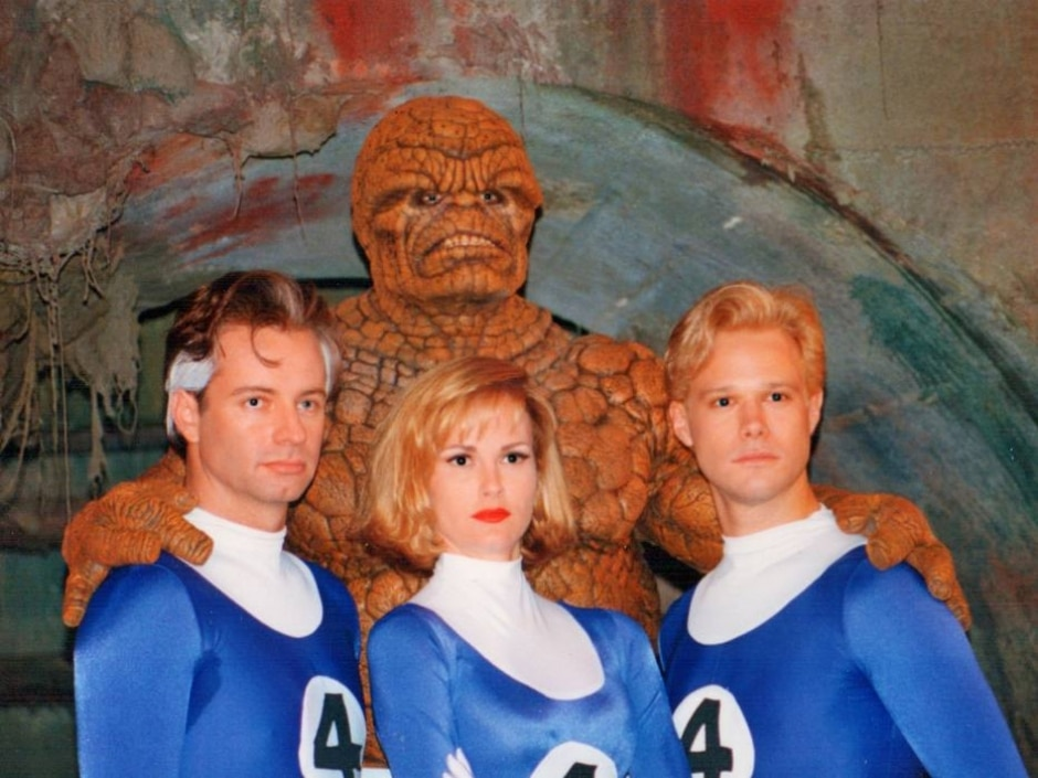 'The Fantastic Four' (1994) / New Horizons