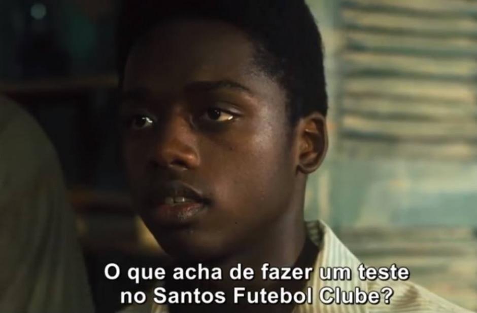 Reprodução de cena de 'Pelé: O Nascimento de uma Lenda' (2017) / Europa Filmes