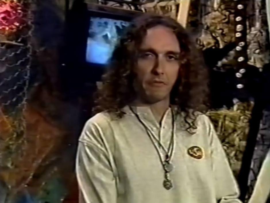 Reprodução de 'Fúria Metal' (1994) / MTV