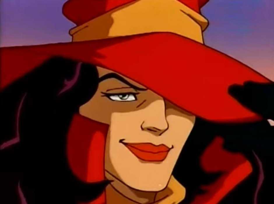 Reprodução de 'Where on Earth Is Carmen Sandiego?' (1994) / Fox